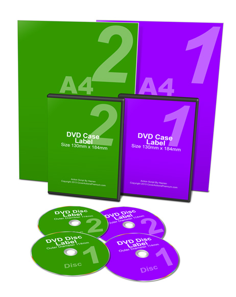 2 Part Courses Bundle Action Script
