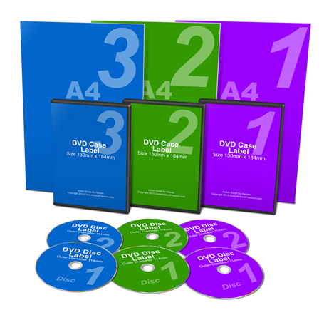 6 Part Courses Bundle Action Script