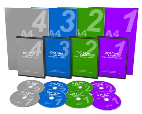 4 Part Courses Bundle Mock Up