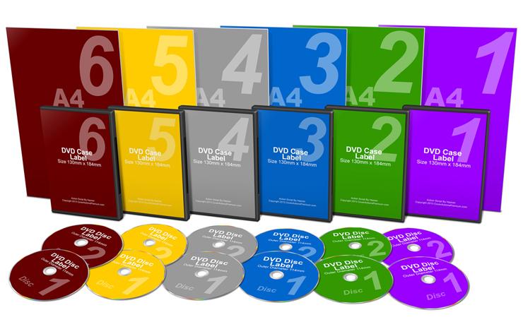 6 Part Courses Bundle Mock Up