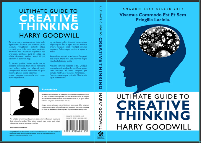 6x9 paperback book mockup