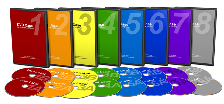 8 DVD Package Action Script