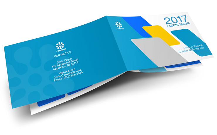 8 Page 14 X 85 Brochure Mockup Cover Actions Premium Mockup Psd