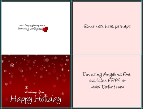 A2 size greeting card mockup set landscape cover actions a2 greeting card action script m4hsunfo