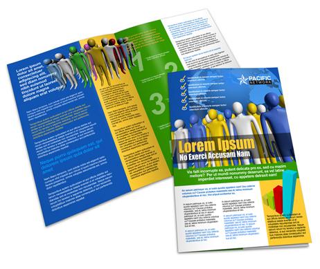 A3 Bifold Brochure Template