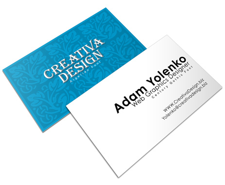 International standard size business card action script for Business card size mm