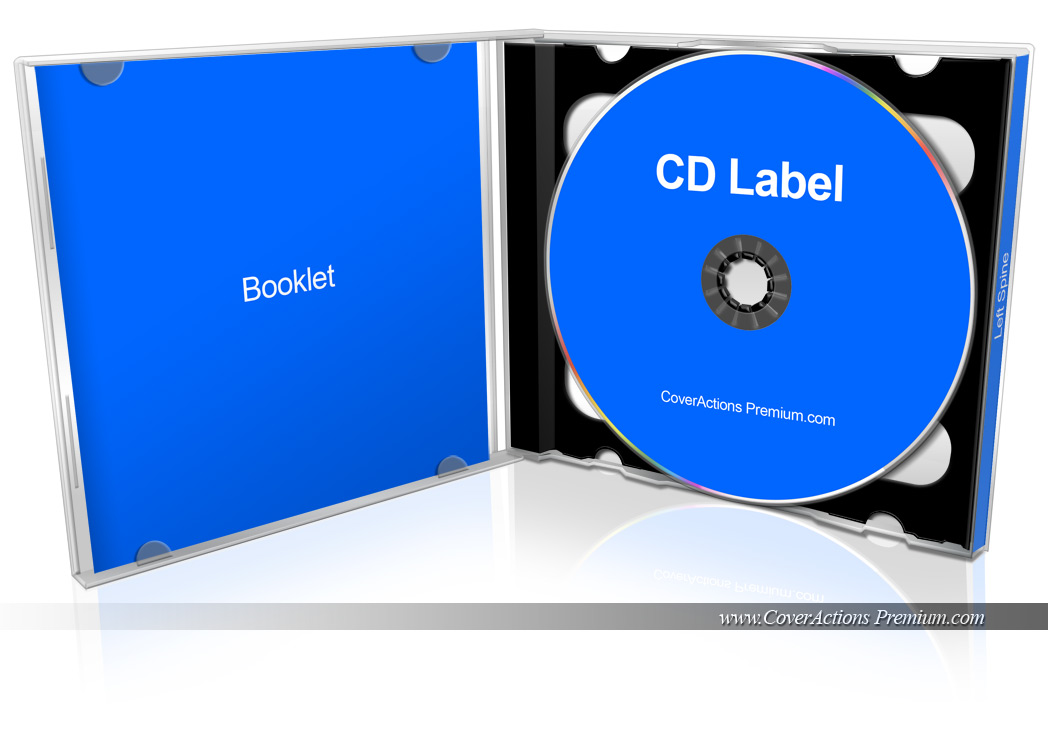 cd case cover
