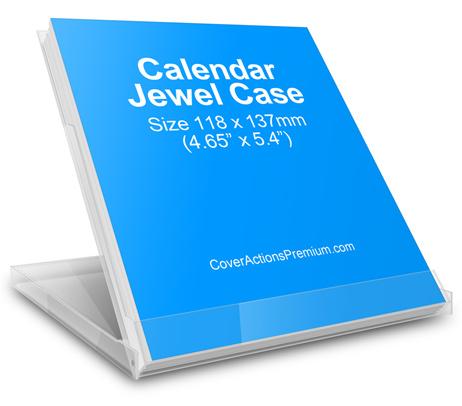 Calendar Jewel Cases, Calendar Cases,