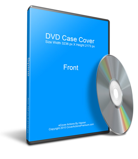 photoshop dvd cover template. Upright DVD Case Action Script