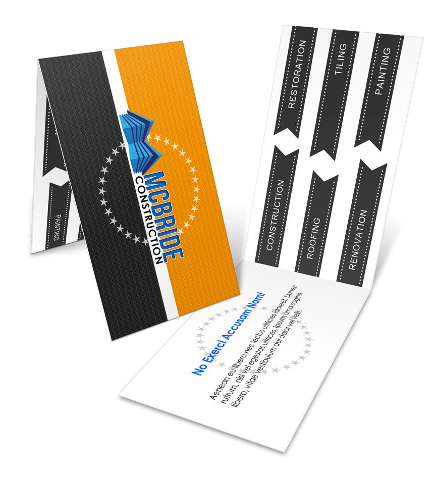 business card | Cover Actions Premium | Mockup PSD Template