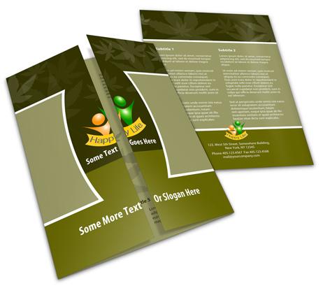 11x17 gate fold brochure mockup cover actions premium mockup psd template. Black Bedroom Furniture Sets. Home Design Ideas