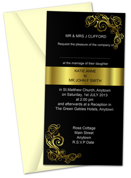 Invitation card mockup cover actions premium mockup psd template invitation card mockup template 105 x 205 cm stopboris Images