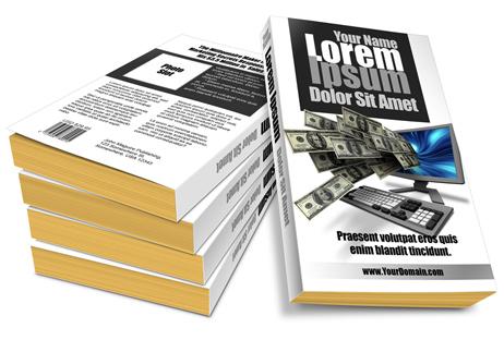 Mass Market Paperback Book Photoshop Action Script