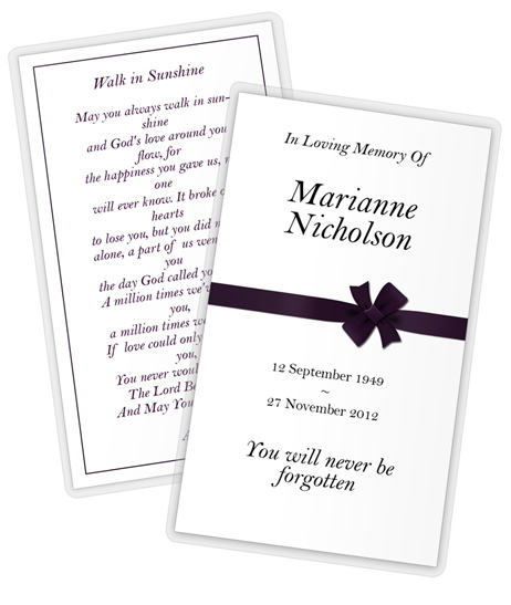 funeral remembrance cards template - 2 5 x card mockups cover actions premium mockup