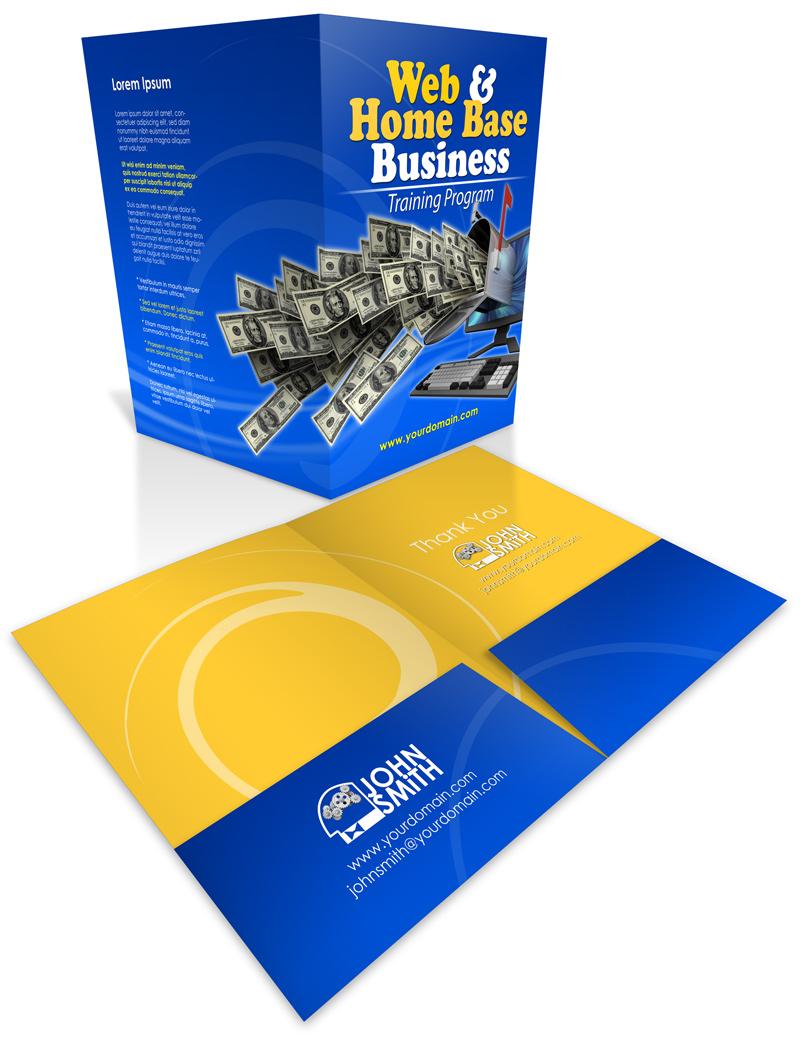 presentation folder mockup action cover actions premium mockup psd template. Black Bedroom Furniture Sets. Home Design Ideas