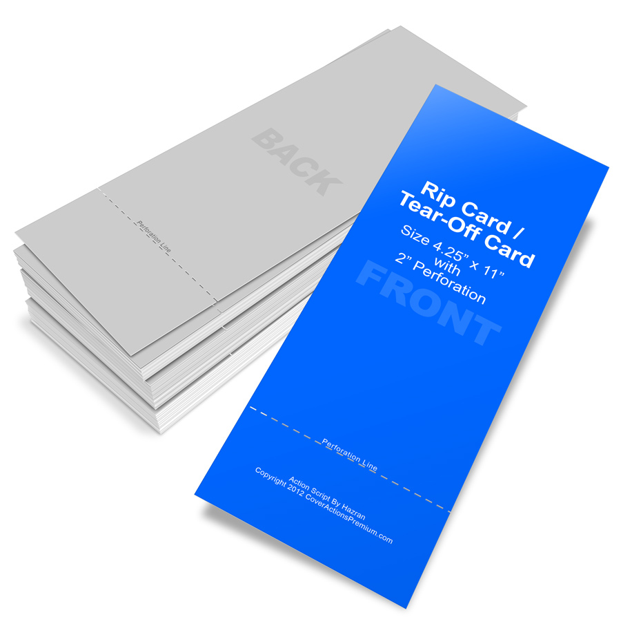 Rip card tear off card mockup cover actions premium mockup psd tear card action script click here to colourmoves