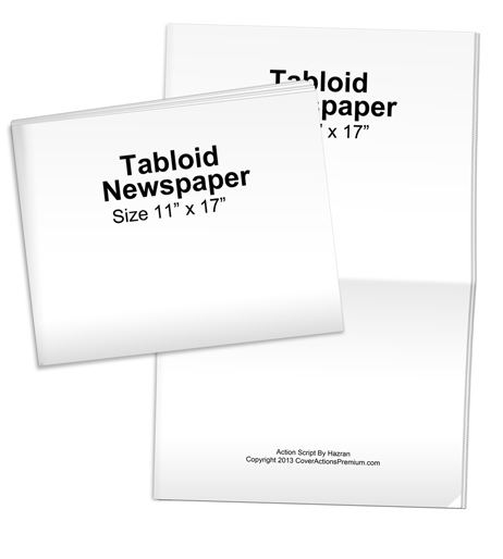Newspaper Action Script