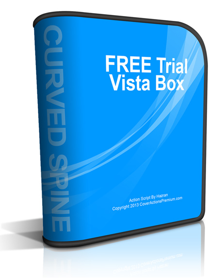 FREE Vista box ecover actions