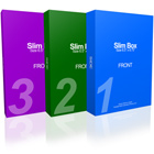 3 Slim Software Box Combo Cover Action Script