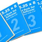 4 Book Set Mock Up Action- 5.25 x 8 -v2
