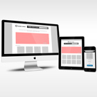 Apple Devices Responsive Screen Mock-Up Set 1