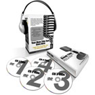 Software Box with Headset Combo Action Script