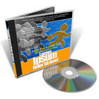 Open CD Jewel Case & Laying CD Cover Actions