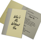 5x7 greeting card mockup