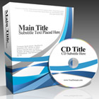 Software Box with CD Cover Actions -model6 v.2