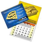 11 x8.5 Spiral Bind / Double Wire-o Calendar action script