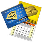 11 x8.5 Spiral Bind / Double Wire-o Calendar action script